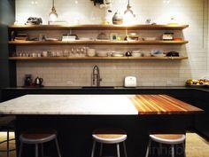 kitchen renovation, kitchen design, loft interior design, home renovations, green renovations, green design, green architecture, NY apartment design, NYC home tour, RAAD Architects