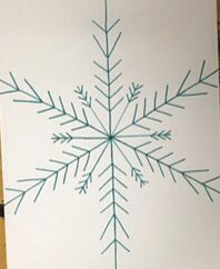 Snowflake #27 Snowflakes Art, Campaign, Things To Think About, Concept, Creative