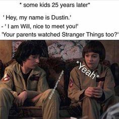 That will be my future children