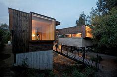 Architects: Oltmann Ahlers W. – Oltmann Ahlers G. – Max Núñez – Nicolás del Rio Location: Cachagua, V Region, Chile