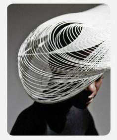 e0467cf82b3 Gabriela Ligenza s 3D Printed Hats