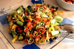 Chinese fried Vegetables