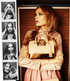{I Want Candy! } FURLA BAGS AND SHOES | The Glamourai