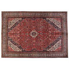 "11'9"" x 8'3"",Traditional area rug for sale, Medallion floral design, Vintage wool rug, Multi Color, Persian Rug, Code : S0101815"