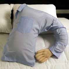 Fake boyfriend- boyfriend pillow/ sahte erkek arkadas yastigi- invention-perfect idea