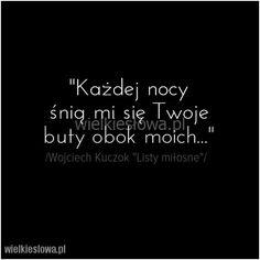 Każdej nocy śnią mi się Twoje buty... #Kuczok-Wojciech,  #Miłość, #Sen-i-bezsenność