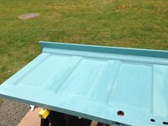 Paint two coats with main color and let dry thoroughly between coats.