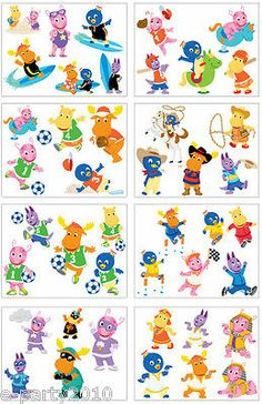 1000 Images About Backyardigan Love On Pinterest