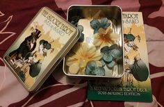 The Isidore Tarot Sea and Sand Spring Edition Sand Springs, Tarot Astrology, Tarot Decks, Lunch Box, Sea, Tarot Cards, Bento Box, The Ocean, Ocean
