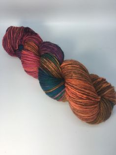 Hand dyed superwash merino DK yarn - All Together Now