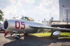 Aviation Museum in Kurgan