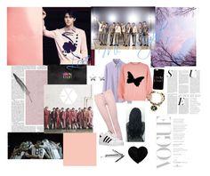 """""""EXO SEHUN LOVE ME RIGHT INSPIRED LOOK!!!!!!! ❤️❤️❤️❤️❤️❤️💕❤️❤️❤️❤️💕💕❤️❤️👌🏻👌🏻💕💕❤️💕❤️❤️💕💕👌🏻👌🏻💕💕💕💕"""" by akinddakai ❤ liked on Polyvore featuring Uniqlo, River Island, M&Co, adidas and Hot Diamonds"""