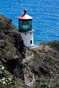 Makapu'u Lighthouse - Oahu, Hawaii