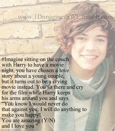 Why can't there be more people like Harry?