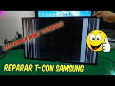 Samsung Smart Tv, Samsung Tvs, Sony Led Tv, Tv Panel, David, Electric Circuit, Electronics Gadgets, Black Stripes, Tv Feature Wall