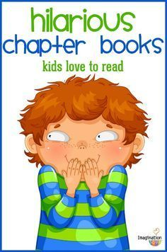 Chapter books to read to kindergarteners
