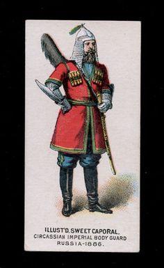 Circassian Imperial Body Guard