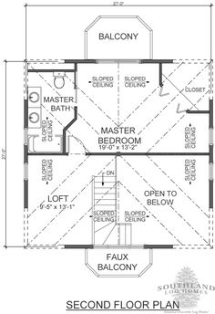 """The Salem: Log Cabin Kit - Plans & Information"" is one of the many log cabin home plans from Southland Log Homes. You can customize the Salem: Log Cabin Kit - Plans & Information to meet your exact needs with our free design tools."