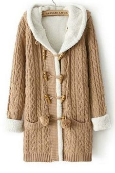 Beautiful cardigan sweater.