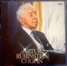 Chopin. Rubinstein: Balladen, Mazurkas, Nocturnes, Polonaisen, Scherzi,12 Lps Lps, Fictional Characters, Ebay, Stones, Fantasy Characters
