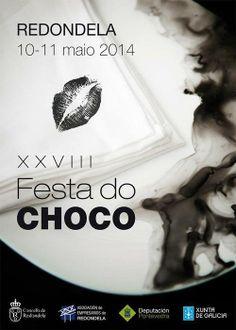 XXVIII FESTA DO CHOCO EN REDONDELA #galicia