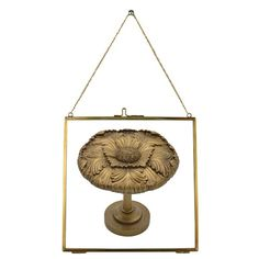 You'll love the Wilhelm Brass and Glass Hanging Picture Frame at Wayfair - Great Deals on all Décor & Pillows products with Free Shipping on most stuff, even the big stuff.