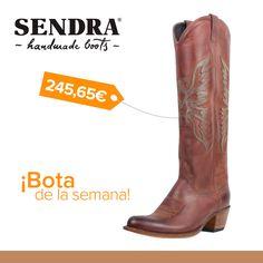 ► Descubre lo que la nueva bota de la semana puede hacer por ti! ► Find out what the new boot of the week can do for you! Reference: 12820 Debora Rustic Pelle