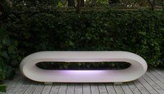 Loop Bench #bench, #outdoor, #recycle, #UV