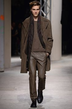 Hermès Fall-Winter 2014 Men's Collection