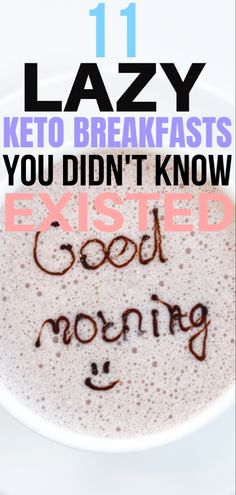 11 Keto Breakfast Ideas For Sustained Weight Loss You will love these keto breakfasts for your ketogenic diet. These are the best keto friendly breakfasts that will help you lose weight and stay in ketosis. Cyclical Ketogenic Diet, Ketogenic Diet Food List, Sugar Free Recipes, Low Carb Recipes, Lunch Recipes, Protein Recipes, Seafood Recipes, Best Keto Breakfast, Breakfast Ideas