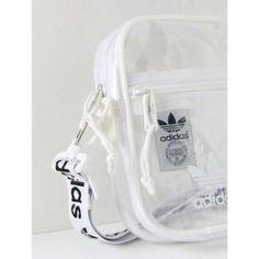 adidas Originals Clear Festival Crossbody Bag - Source by salmaclarke Buy Backpack, Diaper Bag Backpack, Diaper Bags, Mini Backpack, Cross Body, Mochila Adidas, Cute Crossbody Bags, Transparent Bag, Cute Backpacks