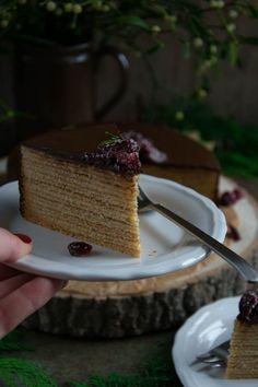 Baumkuchen mit Schokolade, Rezept für Baumkuchen, Weihnachtsbäckerei, Schokoglasur mit Kokosfett, Kuchen mit Cranberries, Weihnachtskuchen