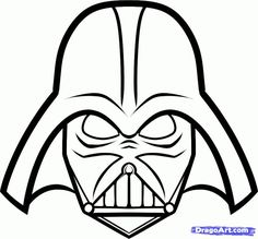 darth vader template - Google Search