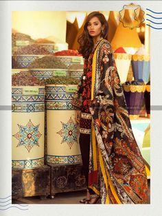 MultiColor Glace Satin Lovely Casual Salwar Kameez