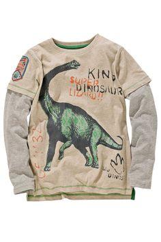 Boys T-shirt Dino