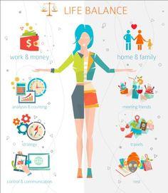 Work and life balance vector template 02 - https://gooloc.com/work-and-life-balance-vector-template-02/?utm_source=PN&utm_medium=gooloc77%40gmail.com&utm_campaign=SNAP%2Bfrom%2BGooLoc