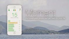 CompuTekni: Moment, descubre cuantas horas pasas utilizando tu teléfono