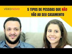 VLOG (PILOTO) - 5 TIPOS DE PESSOA QUE NÃO VÃO AO SEU CASAMENTO - CASAL DO BLOG