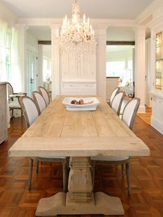 Beautiful Long Pine Dining Table Design Add Pine Dining Table for Your Home