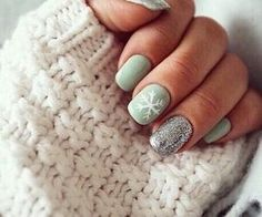 #winternails #cute