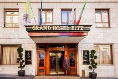 Discount 2nt 5* Rome Break, Breakfast & Flights - Grand Hotel Ritz! for just £109.00 Where: Rome, Italy.  What's Included: A two-night stay with breakfast and return flights.  Accommodation: Stay in a classic double room at the 5* Grand Hotel Ritz.  Visit: The Vatican Museums, Sistine Chapel and St Peter's Basilica!  From: Gatwick, Luton, Stansted, Manchester, Edinburgh, Bristol and...