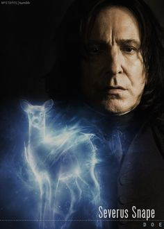Day 2SNAPE.some people think he may have been a villain but not me. Hes a great character who is just misunderstood