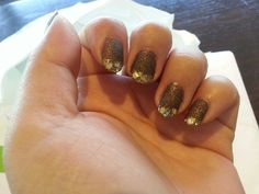 Opi liquid sand bronze and gold nails. Gold Nails, Opi, Nail Polish, Bronze, Beauty, Nails, Gold Nail, Beauty Illustration, Finger Nail Painting