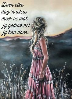 Positive Thoughts, Positive Quotes, Lekker Dag, Afrikaanse Quotes, Good Morning Inspirational Quotes, Morning Pictures, Marriage Relationship, Birthday Wishes, Female Art