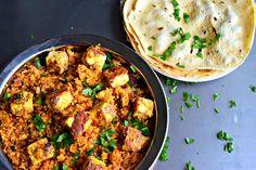 Spicy Paneer Biryani - Cookilicious