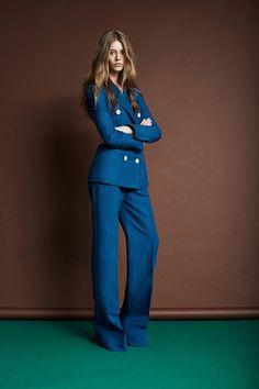 Louis Vuitton Resort 2013.  Denim rules.