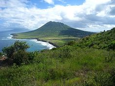 St. Eustatius, Netherlands Antilles- our new home for the next 2 years!!