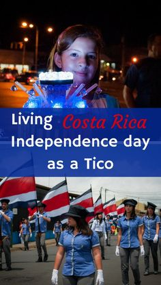 Costa Rica Independence Day