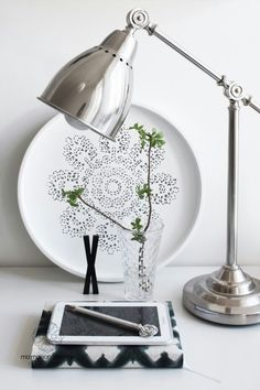 Spring decoration with Tine K Home & Design Letters