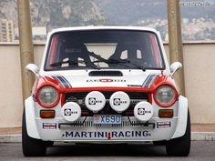 Autobianchi A112 Martini Racing